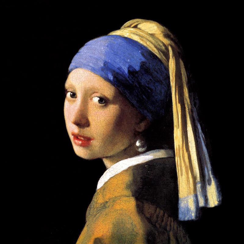 真珠の耳飾の女