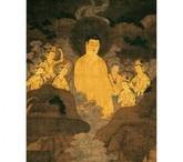 【仏画】山越阿弥陀図【ホログラムプリント】