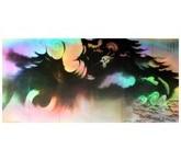 横山大観「龍蛟躍四溟(右隻)」【ホログラム額装向け複製画】